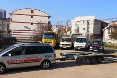 Šlep služba Kraljevo - MUJO - 063 8686866 - Šlepovanje auta - Šlepanje vozila - Pomoć na putu - Prevoz automobila, mašina, mini bagera, čamaca, viljuškara i kontejnera